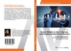 Borítókép a  Social Media in der internen Unternehmenskommunikation - hoz