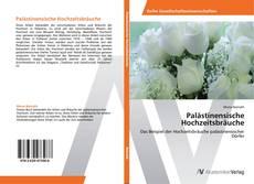 Portada del libro de Palästinensische Hochzeitsbräuche