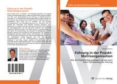 Bookcover of Führung in der Projekt-Matrixorganisation