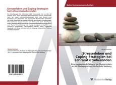 Обложка Stresserleben und  Coping-Strategien bei  Lehramtsstudierenden