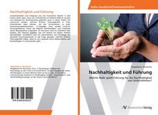 Bookcover of Nachhaltigkeit und Führung