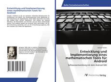 Bookcover of Entwicklung und Implementierung eines mathematischen Tools für Android