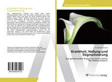 Portada del libro de Krankheit, Heilung und Stigmatisierung