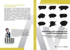 Borítókép a  Multilinguale Lexikografie und Onomatopoetika - hoz