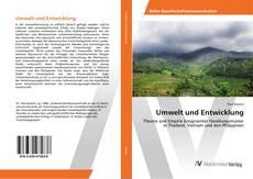 Buchcover von Umwelt und Entwicklung
