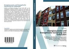Capa do livro de Energieausweis und Energetische Sanierung von Gebäuden