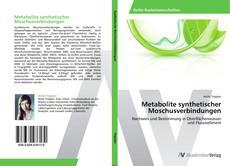 Borítókép a  Metabolite synthetischer Moschusverbindungen - hoz