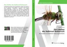 Обложка Die Libellen der Halbinsel Bodanrück