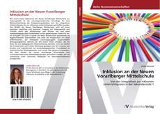 Buchcover von Inklusion an der Neuen Vorarlberger Mittelschule