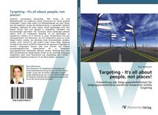Capa do livro de Targeting - It's all about people, not places!