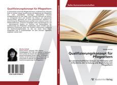 Copertina di Qualifizierungskonzept für Pflegeeltern