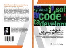 Capa do livro de Modellbasierte Softwareentwicklung im Kontext von ERP-Systemen