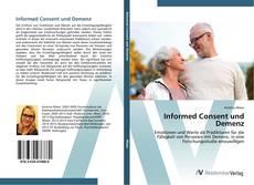 Buchcover von Informed Consent und Demenz