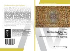 Bookcover of Die Konstruktion des 'Anderen'