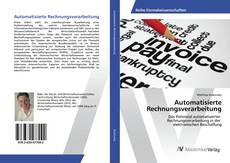 Buchcover von Automatisierte Rechnungsverarbeitung