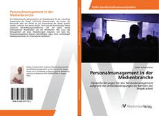 Couverture de Personalmanagement in der Medienbranche