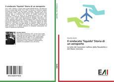"""Copertina di Il sindacato """"liquido"""" Storia di un aeroporto"""