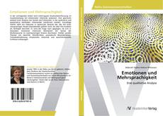Bookcover of Emotionen und Mehrsprachigkeit