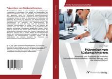 Bookcover of Prävention von Rückenschmerzen