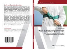 Обложка Judo zur Gewaltprävention
