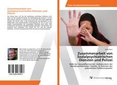 Buchcover von Zusammenarbeit von Sozialpsychiatrischen Diensten und Polizei
