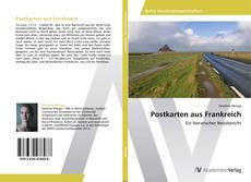 Buchcover von Postkarten aus Frankreich
