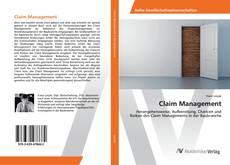Borítókép a  Claim Management - hoz
