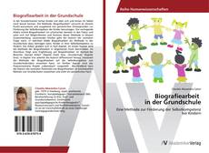 Bookcover of Biografiearbeit   in der Grundschule