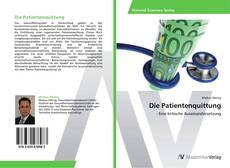 Borítókép a  Die Patientenquittung - hoz