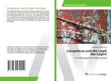 Buchcover von Lampedusa und die Logik des Lagers