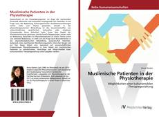 Capa do livro de Muslimische Patienten in der Physiotherapie