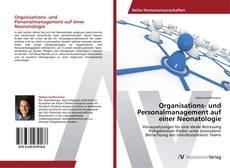 Buchcover von Organisations- und Personalmanagement auf einer Neonatologie