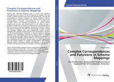 Couverture de Complex Correspondences and Functions in Schema Mappings