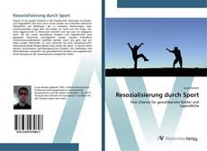 Bookcover of Resozialisierung durch Sport