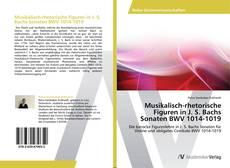 Bookcover of Musikalisch-rhetorische Figuren in J. S. Bachs Sonaten BWV 1014-1019