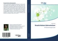 Bookcover of Kreativitetens kännetecken