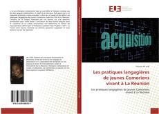 Les pratiques langagières de jeunes Comoriens vivant à La Réunion的封面