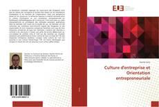 Bookcover of Culture d'entreprise et Orientation entrepreneuriale