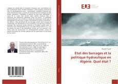 Borítókép a  Etat des barrages et la politique hydraulique en Algérie. Quel état ? - hoz