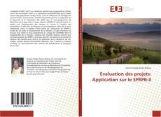 Couverture de Evaluation des projets: Application sur le SPRPB-II