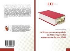 La littérature commerciale en France après les événements de mai 1968的封面