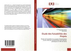 Capa do livro de Étude des Faisabilités des Projets