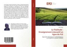 Bookcover of La Ticéitude : Enseignement interactif en ligne du FLE