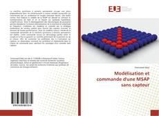Bookcover of Modélisation et commande d'une MSAP sans capteur