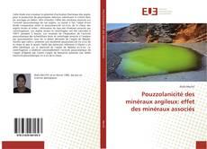 Couverture de Pouzzolanicité des minéraux argileux: effet des minéraux associés