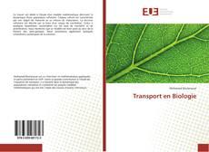 Transport en Biologie的封面