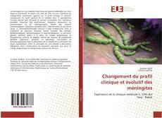 Bookcover of Changement du profil clinique et évolutif des méningites
