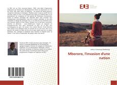 Bookcover of Mbororo, l'invasion d'une nation