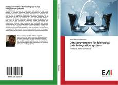 Buchcover von Data provenance for biological data integration systems