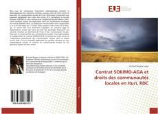Bookcover of Contrat SOKIMO-AGA et droits des communautés locales en Ituri, RDC